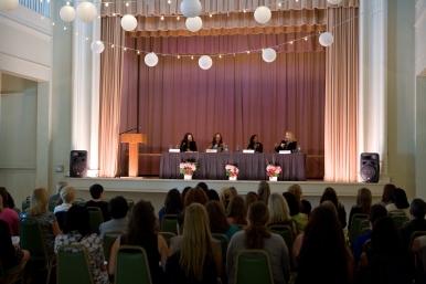 Full House for Women's Leadership Network
