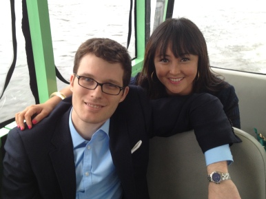 Jenny Soubra and John Howell - your Future PLUS Committee chairs
