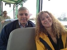Trustees Corbette Doyle and Chris Duca