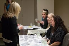 PLUS Women's Leadership Networking Event
