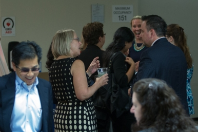PLUS Women's Leadership Networking Event