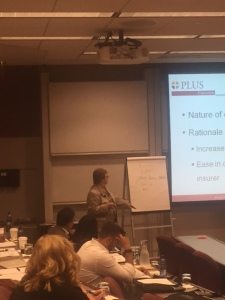 Deb Ropelewski, CPCU, AU, ARM, ARe, CPIW, PLUS Director of Education Discusses Professional Liability Concepts