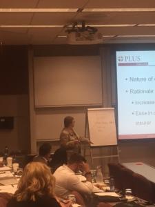 Deb Ropelewski, CPCU, AU, ARM, ARe, CPIW, PLUS Director of Education Discusses Professional Liability Concepts