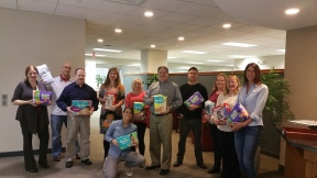 AmWINS New England Diaper Drive Picture